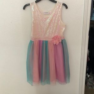 3 Dresses girls size 10-12 children's place